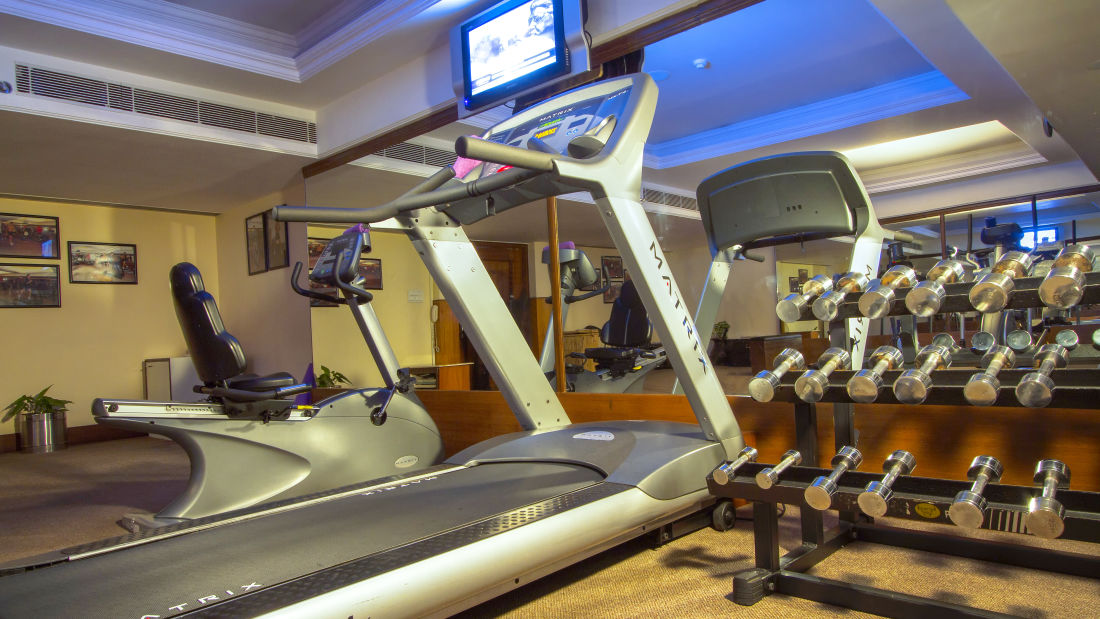 Gym 1 The Piccadily Lucknow
