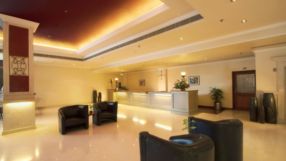 Lobby,  The Piccadily Lucknow, Premium Business Class Hotel 23