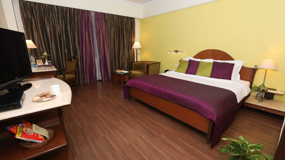 Standard Room The Piccadily Lucknow