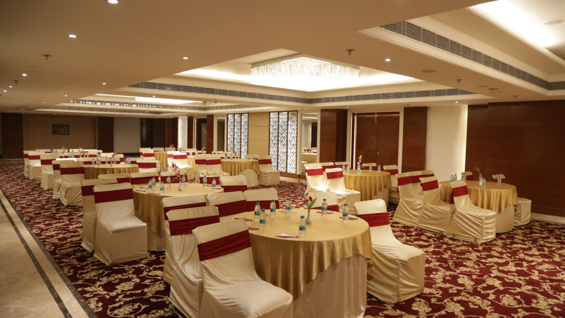 events and banquets at The PL Palace Hotel Agra 1
