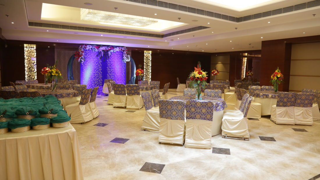 events and banquets at The PL Palace Hotel Agra 2