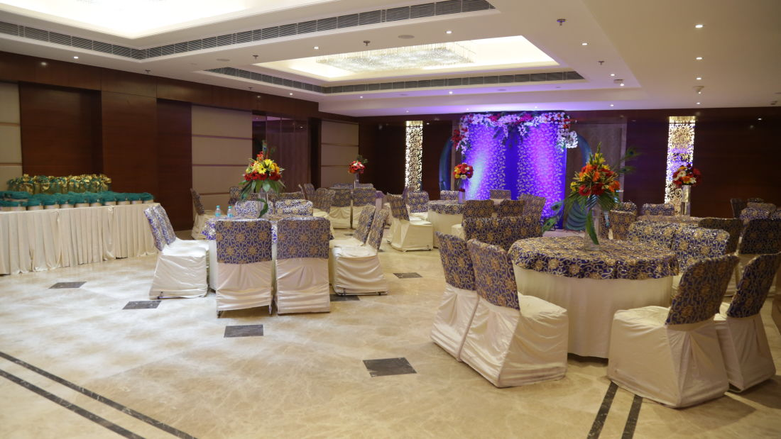 events and banquets at The PL Palace Hotel Agra 3