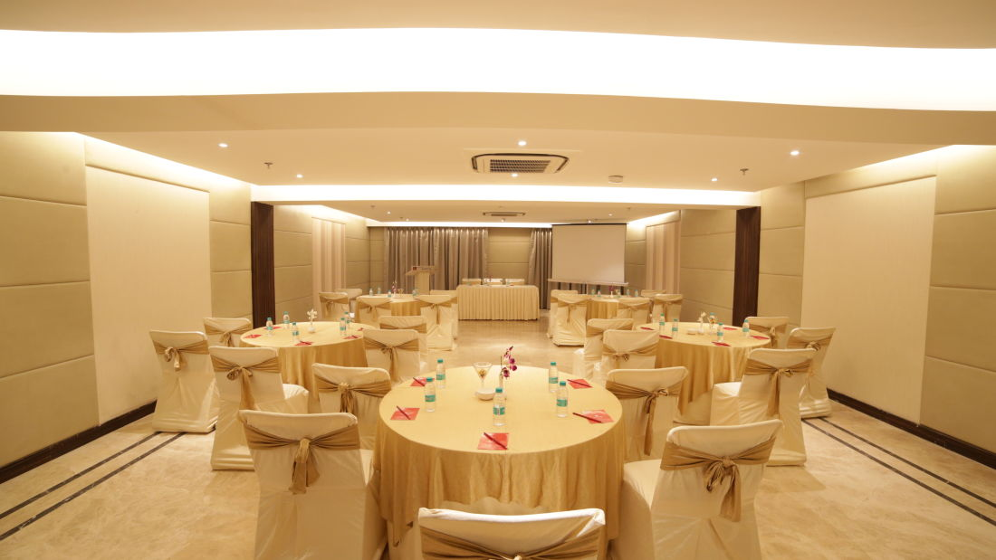 events and banquets at The PL Palace Hotel Agra 8