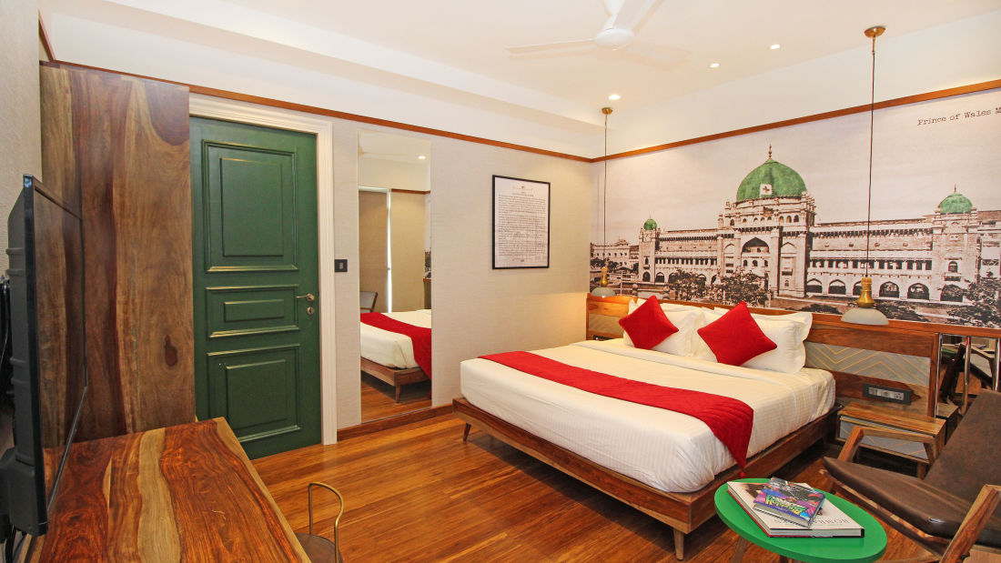 Bedroom 11, Serviced Apartments in Khar, Rooms in Khar, Hotels in Khar