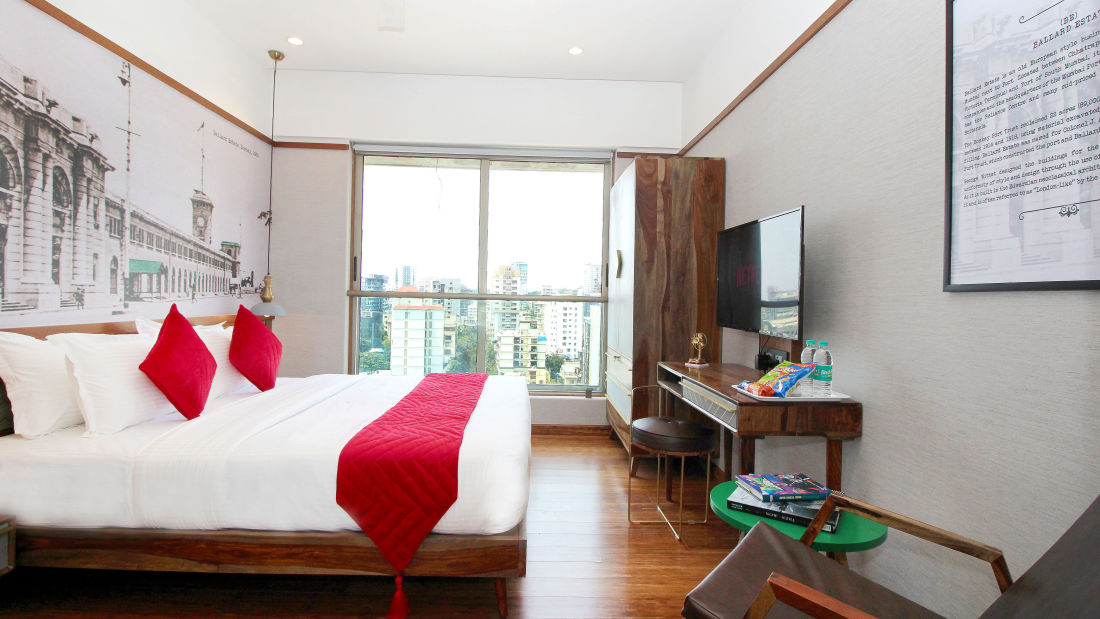 Bedroom 6, Serviced Apartments in Khar, Rooms in Khar, Hotels in Khar