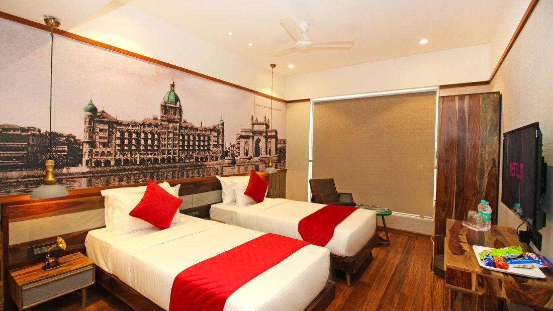 Bedroom 9, Serviced Apartments in Khar, Rooms in Khar, Hotels in Khar