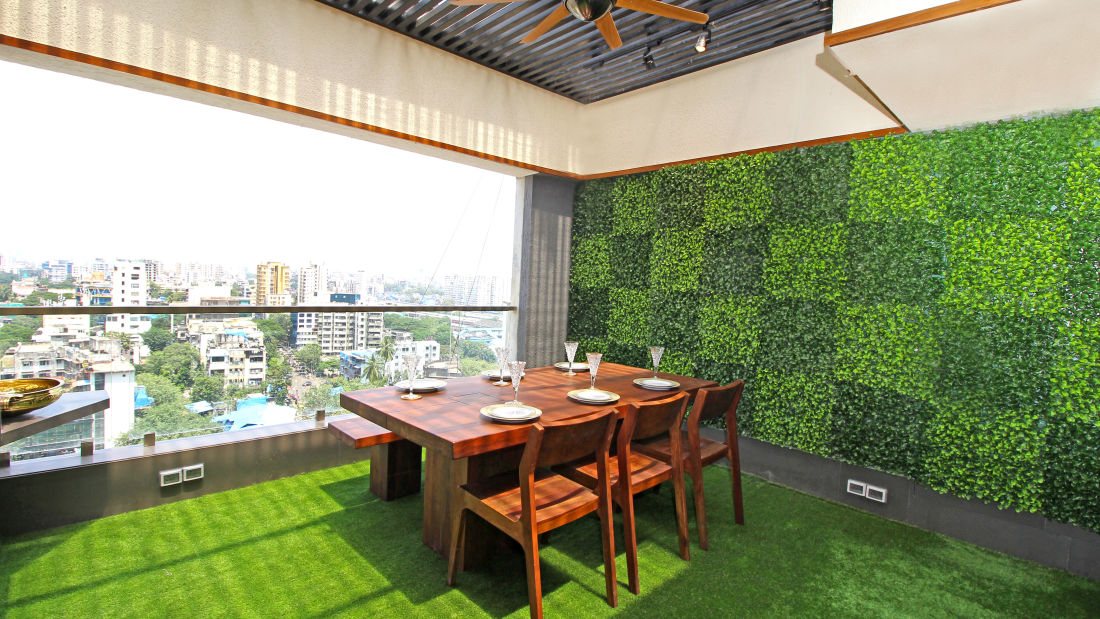 Dining area 2, Serviced Apartments in Khar, Rooms in Khar, Hotels in Khar