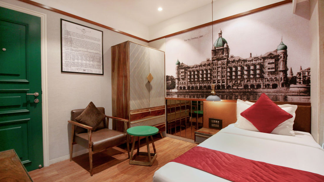 Single Bedroom 3, Serviced Apartments in Khar, Rooms in Khar, Hotels in Khar