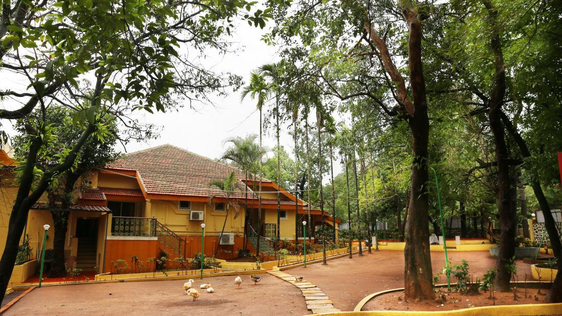 Open Air Wedding Banquet Hall Zara s Resort Khandala Hotels in Lonavala 3