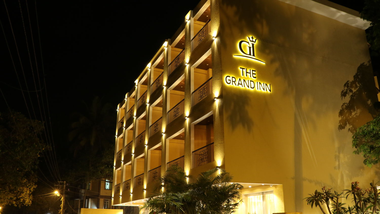 Facade, AMARA GRAND INN CALANGUTE, Resort near Calangute Beach, Goa beach resort
