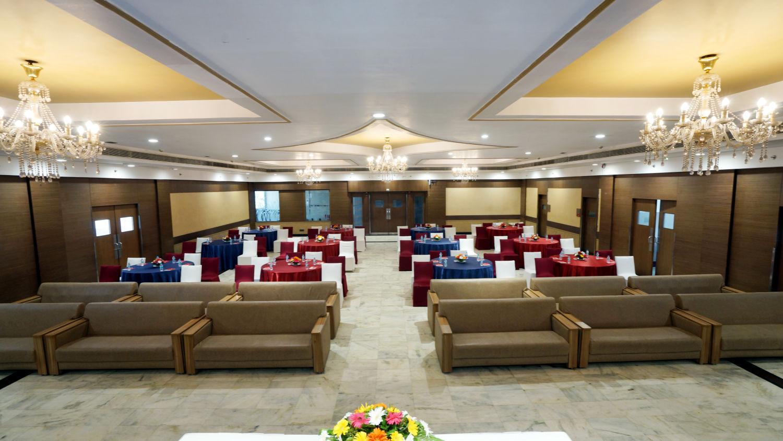 Dharshani Banquet at Hotel Daspalla Visakhapatnam 6