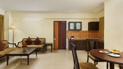 Two Bedroom Standard Apartment GardenHill Facing -Aloha on the Ganges Rishikesh 5