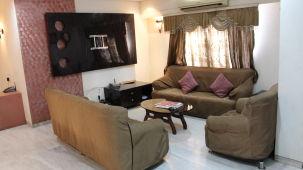 Dragonfly Apartments, Andheri, Mumbai Mumbai Living Area Dragonfly Service Apartments Andheri Mumbai 3