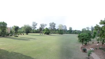 Point 4 pic for FRONT LAWN- 1lacs sq.ft. cap. 8000