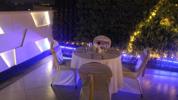 Banquet Hall in Andheri, Dragonfly hotel, Hotels in Andheri East