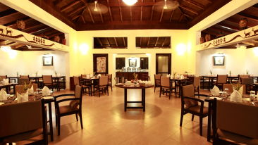 Rest at Infinity Resorts Bandhavgarh 1