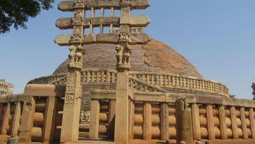 Saanchi Temple