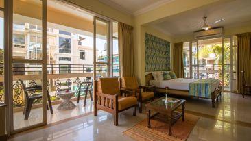 QBest Rooms at Calangute Beach  North Goa  Best Rooms in Calangute North Goa  Suites in North Goa  Calanguteuality Inn OCean Palms-24