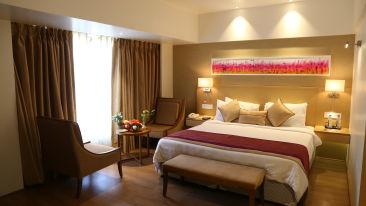 Superior Rooms Sarovar Portico Ahmedabad 6
