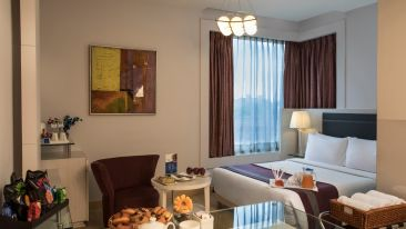 Rooms at Sarovar Portico Naraina 2