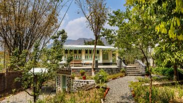 The Bungalows Lake Side Naukuchiatal
