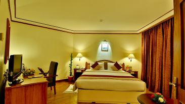Suite Room at The Gokulam Park Kochi 1