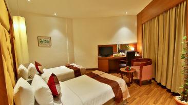 Superior Room at The Gokulam Park Kochi 6