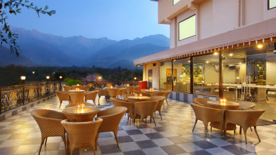 The Terrace at RS Sarovar Portico,  Palampur Resorts 4
