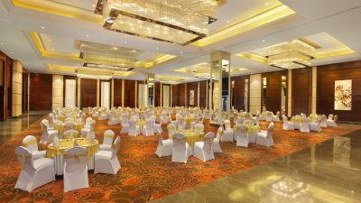 Banquet , Hotel Seyfert Sarovar Premiere Dehradun, best hotels in dehradun 3
