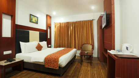Standard Room at Alps Resort Dalhousie 1