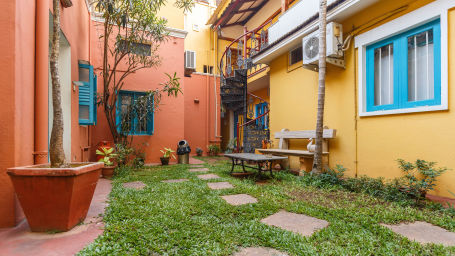 Casa Cottage Hotel, Bangalore Bangalore Casa-Cottage-Heritage-Hotel-Bangalore-City-Center-Garden-Relaxing-Quiet 5