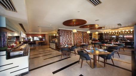 My Place Restaurant Hotel Gokulam Grand Bangalore 2
