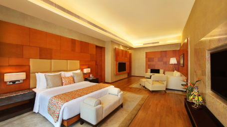 Presidential Suite Hotel Gokulam Grand Bangalore