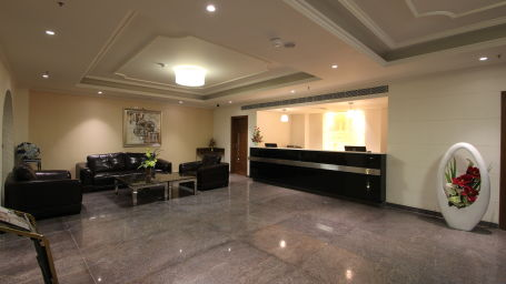 Hotel Hyderabad Grand Hyderabad Lobby Reception Hotel Hyderabad Grand Telengana 3