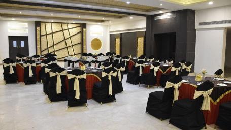 Banquet Hall in Jaipur, Jagrati Ananta Elite, Aravali Hall 4