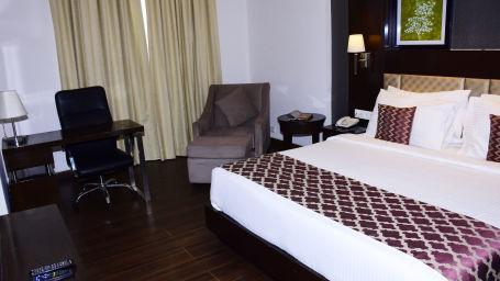 Rooms in Jaipur, Jagrati Ananta Elite, Deluxe Rooms