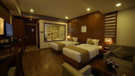 Standard Room -Twin bed view2