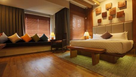 Royal Suite Moksha Himalaya Spa Resort Parwanoo 2