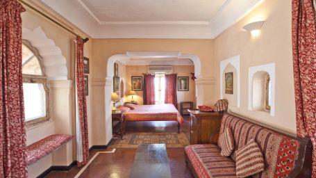 Neemrana Fort Palace Neemrana Krishna Mahal Hotel Neemrana Fort Palace Neemrana Rajasthan