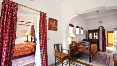 Neemrana Fort Palace Neemrana Manak Mahal Hotel Neemrana Fort Palace Neemrana Rajasthan 2