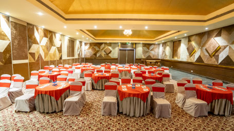 HRJ Grand , Indore events , Hotels in Indore