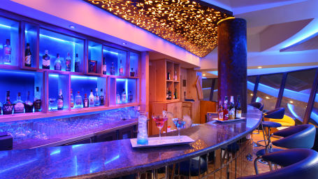 360 Degree Bar at RS Sarovar Portico, Palampur Resorts 1