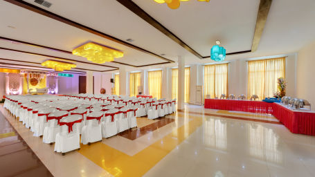 Muthu Mahal in SRM Hotel in Tuticorin 1, Banquet Hall in Tuticorin