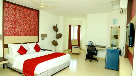 deluxe suite at Hotel SRM Tuticorin, Hotel in Tuticorin