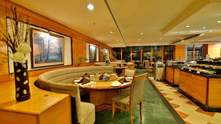 Periyar restaurant at The Gokulam Park Kochi 6