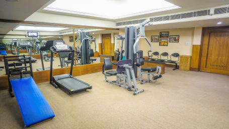 Hotel with Gym, The Piccadily, Luxury Hotel in Lucknow 7