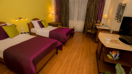 Lucknow Hotel Rooms ,The Piccadily, Rooms near Lucknow Airport 14
