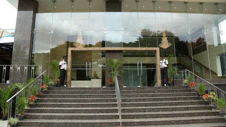 West Fort Hotel, Rajajinagar, Bangalore Bangalore Entrance West Fort Hotel Rajajinagar Bangalore