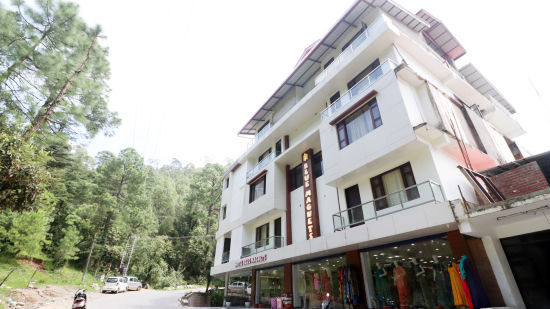 Facade of Amara Blue Magnets, Dalhousie, Hotel in Dalhousie-2