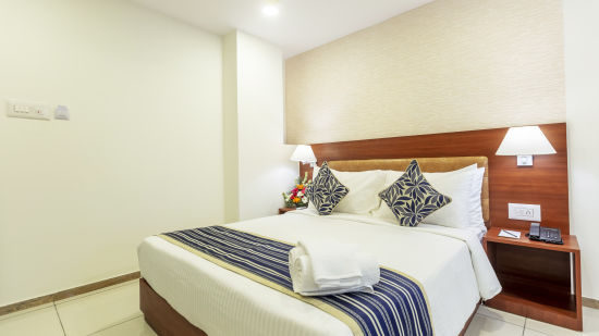 Executive Rooms at Classio Inn Airport Hotel Bangalore Rooms near Yelahanka 3
